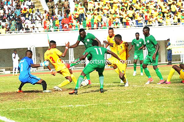 Imama praises Home-based Eagles over Sierra Leone win