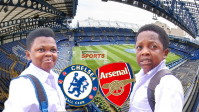 Aki And Paw Paw Square Off Over Chelsea Vs Arsenal