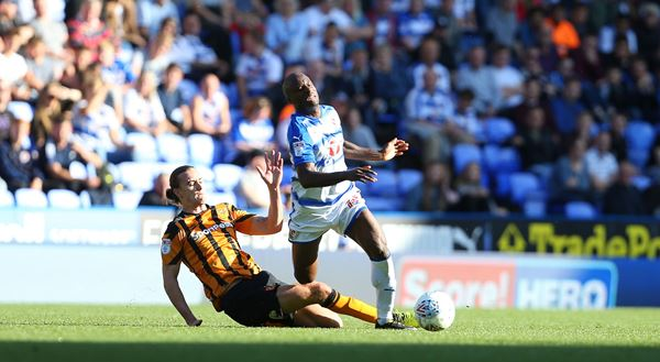 Aluko Urges Reading To Keep Winning, Ease Pressure On Manager Stam