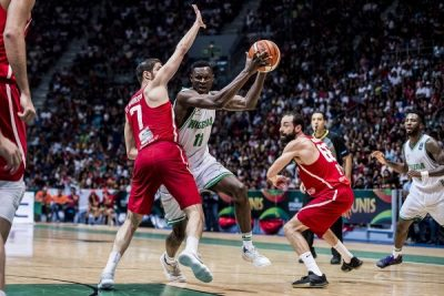 Brave D'Tigers Fall To Tunisia In AfroBasket Final