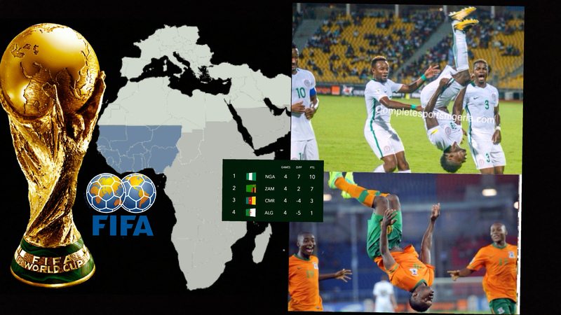 Super Eagles Killed The Lions With 'Chair', Zambia's Copper Bullets To Die Too!