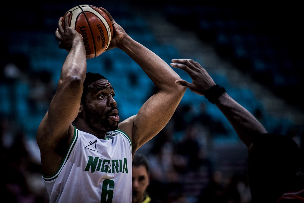 Basketball: D'Tigers Captain Diogu Joins Chinese Club Sichuan Blue Whales