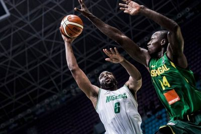 D'Tigers see off Senegal, qualify for Afrobasket final