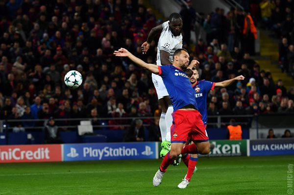 UCL: Morata, Lukaku, Neymar Score As Chelsea, PSG, United Win; Moses, Onyekuru, Emenike Start
