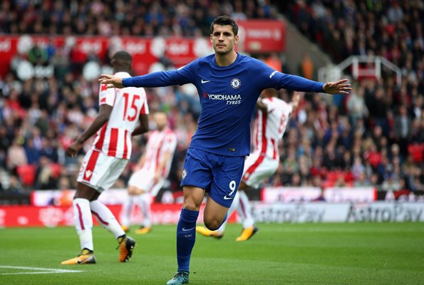 Chelsea much better with Alvaro Morata over Diego Costa - Glenn Hoddle