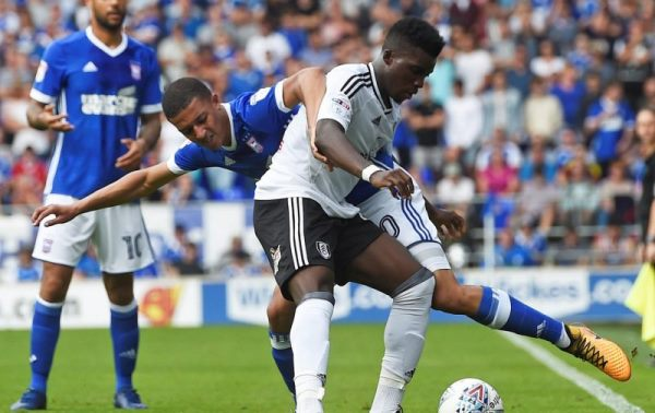 Fulham's Sheyi Ojo dislocates shoulder on loan from Liverpool