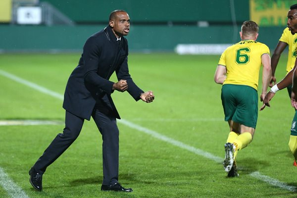 Oliseh: I Want To Make Fortuna Sittard Fans Proud Again By Gaining Promotion