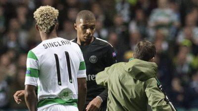 UEFA Charge Celtic Over Fan Attack On PSG Star Mbappe