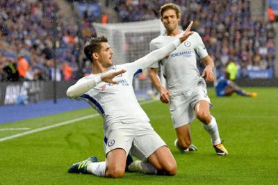 UCL: Conte Savours 'Lots Of Goodies' In Chelsea's Win Vs Qarabag