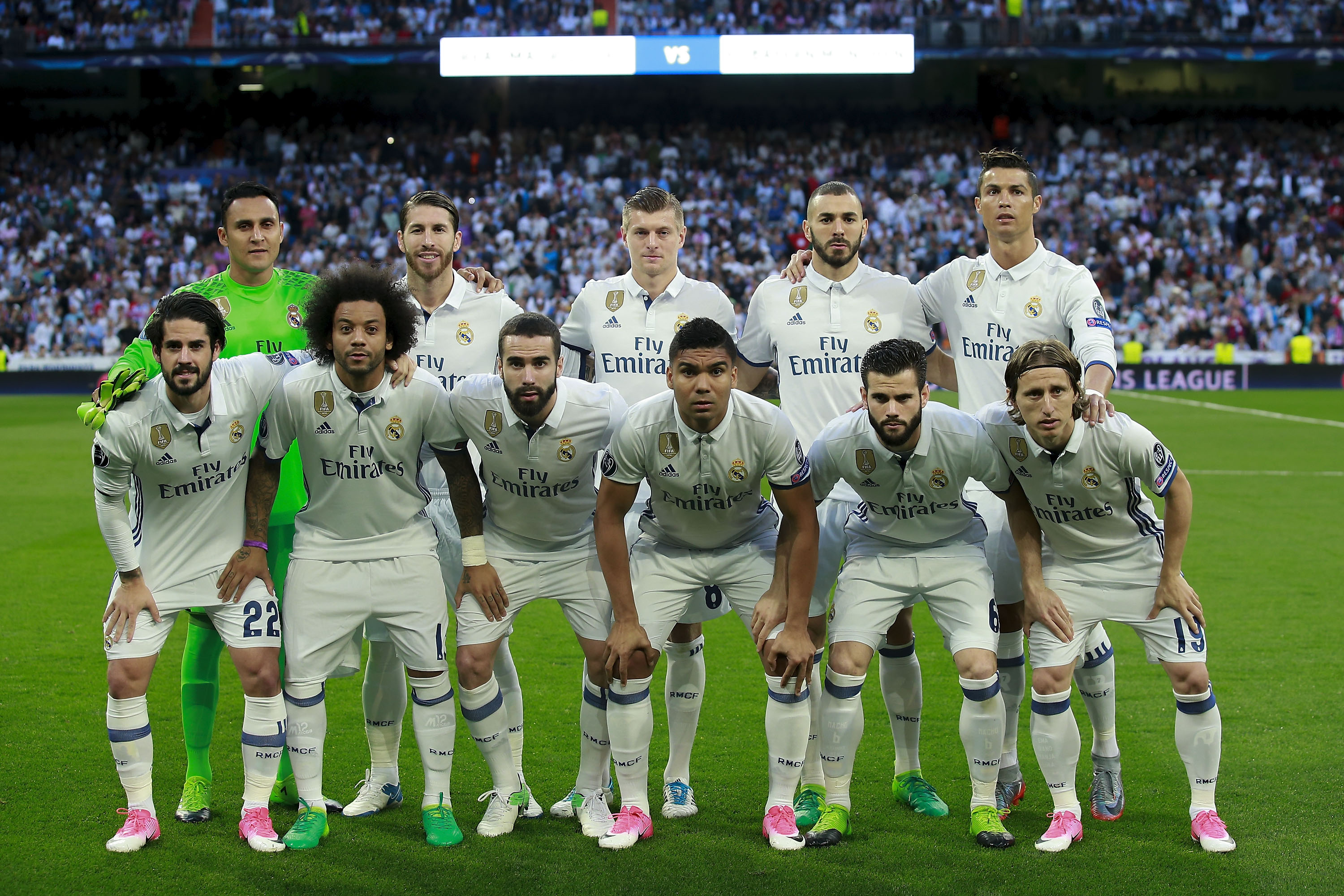 Real Madrid official website with news photos videos and sale of tickets for the next matches Experience of belonging to Real Madrid!
