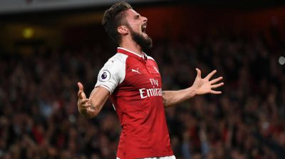Giroud: Why I Decided To Stay At Arsenal After Lacazette Was Signed