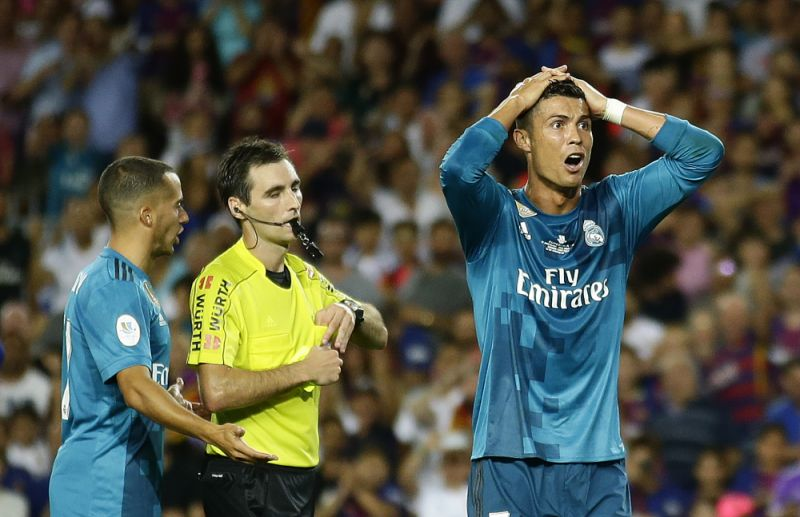 Real Madrid Confirm Ronaldo Return Against Real Betis After Five-Match Ban
