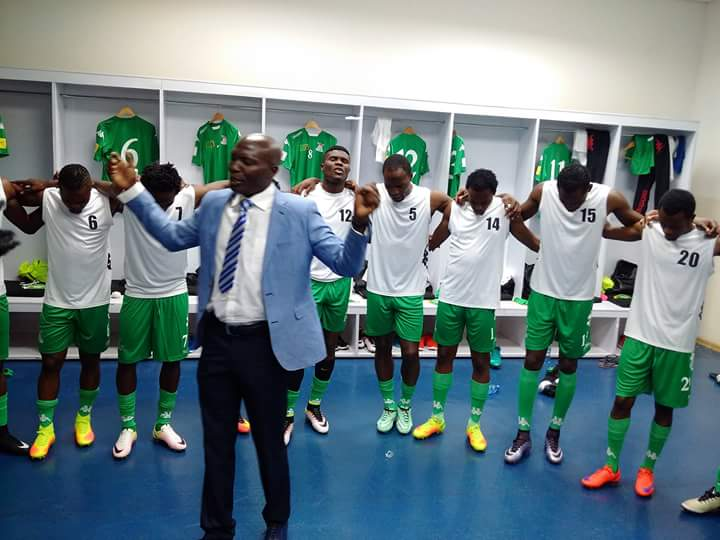 We respect Zambia, but Chipolopolo must fall, says Mikel
