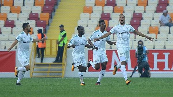 "Troost-Ekong ""Happy"" After Scoring First Bursaspor Goal Vs Azubuike's Malatyaspor"