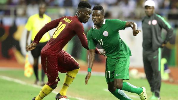 Benin look to upset Nigeria