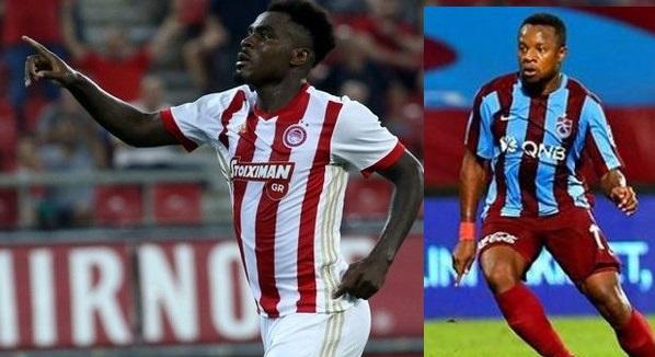 Onazi, Emenike Score In Trabzonspor, Olympiakos Cup Wins