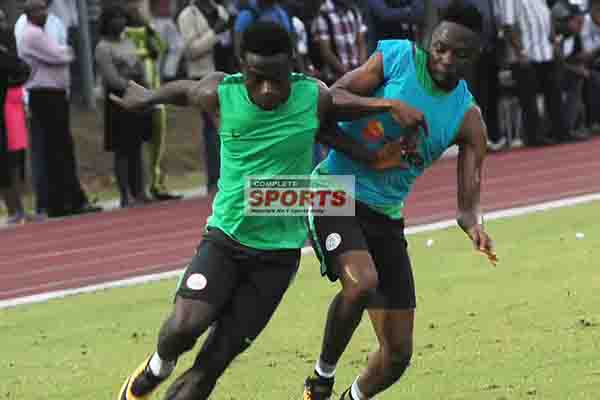 Nwosu: Eagles Good Enough To Beat  A Determined Zambian Team