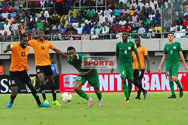 Chikatara: Super Eagles Coaches Good Enough To Produce Great World Cup Squad
