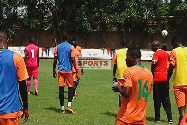 Zambia Squad Land In Uyo For Super Eagles Clash