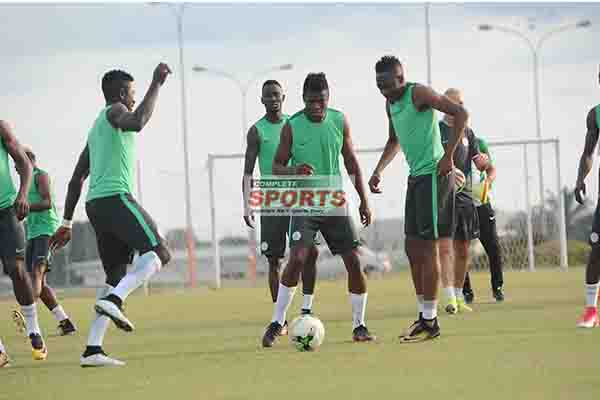 Ambrose: I'm Praying For Super Eagles To Beat Zambia