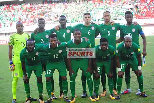 Eguavoen: Super Eagles Must Be Ready For Any Opponents At World Cup