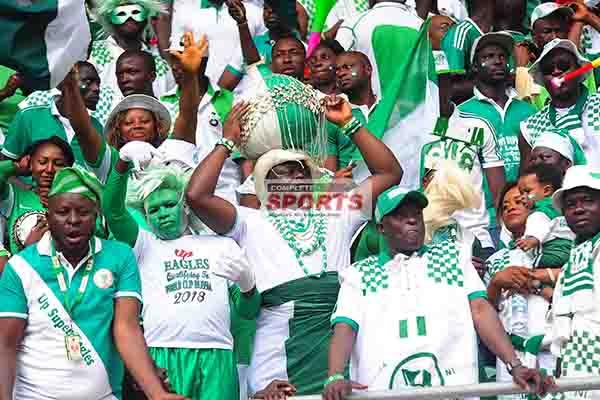 Ogu 'Proud' Super Eagles Made Nigerians Happy