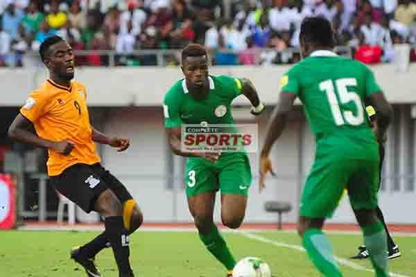 Babalade: Super Eagles Defence Is Weak Link, Need New Left-Back