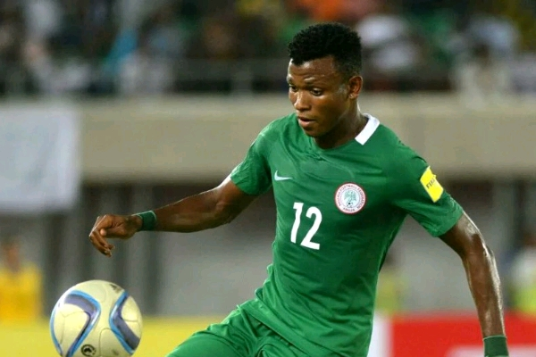 Abdullahi Hopes To Make Super Eagles Squad To Russia