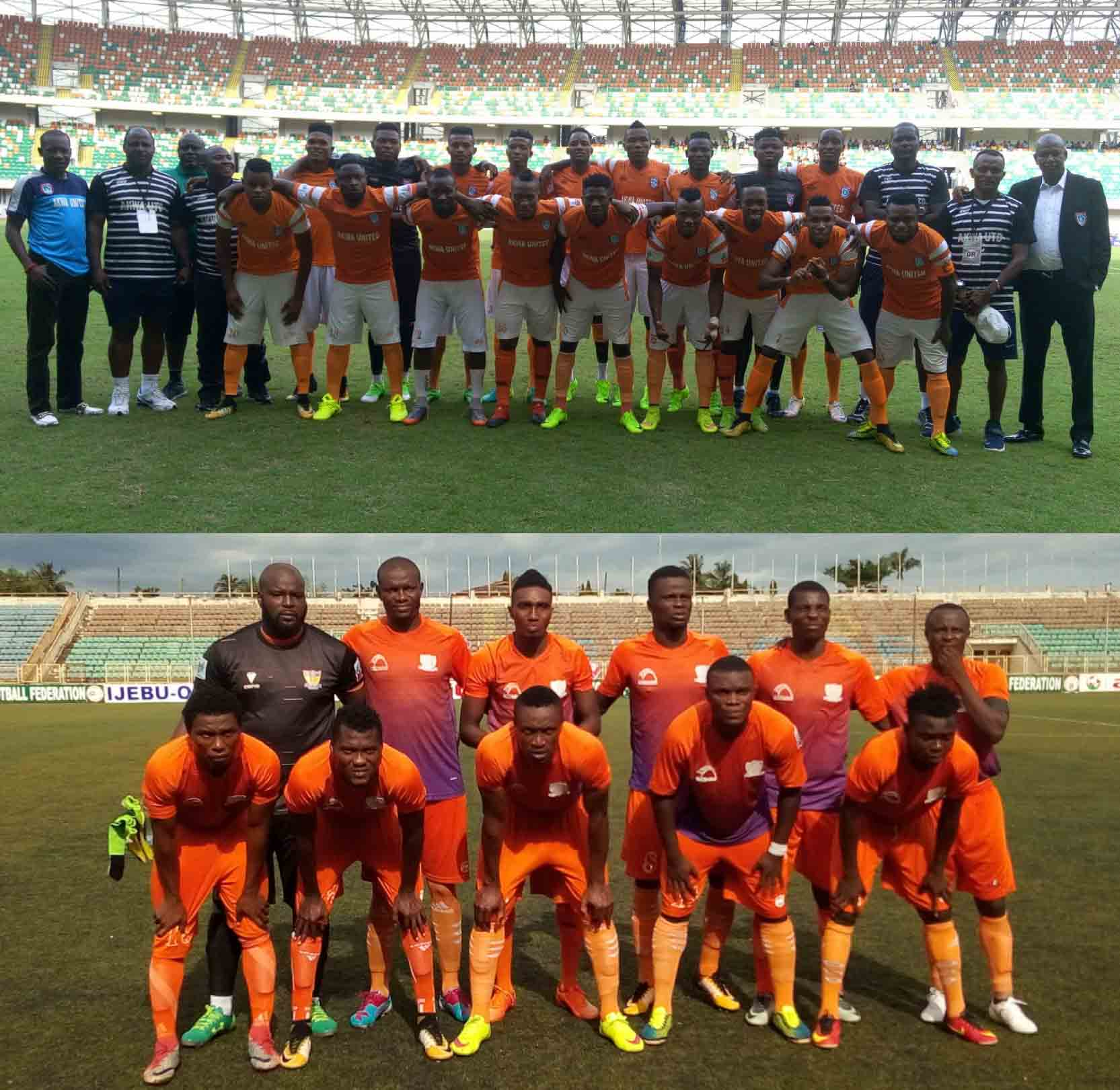 Aiteo Cup: Akwa vs Sunshine Semi-Final 2nd Leg Moved To Sunday