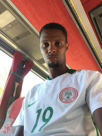 Alhassan Eager To  Work Hard And Make a Super Eagles World Cup Squad