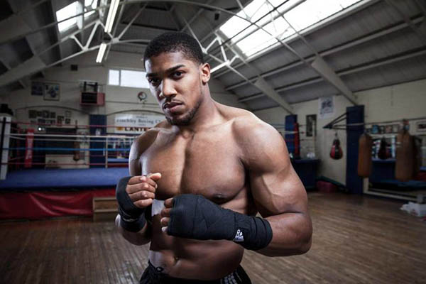 Joshua Begins Training For Povetkin Clash