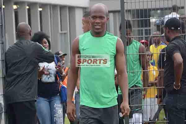 Nwakaeme: My Super Eagles Debut Will Soon Come