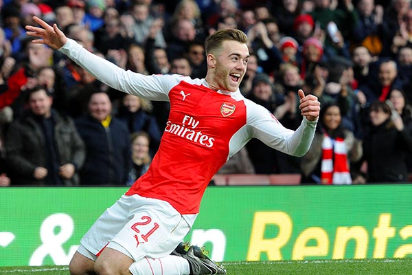 Chambers Signs Contract Extension At Arsenal