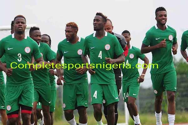 Echiejile: Super Eagles Will Bag Another Massive Win In Uyo Against Zambia