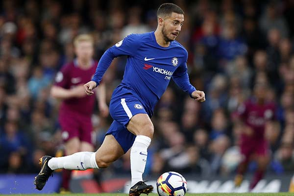Hazard Set To Sign Chelsea Contract Extension Amid Madrid Interest