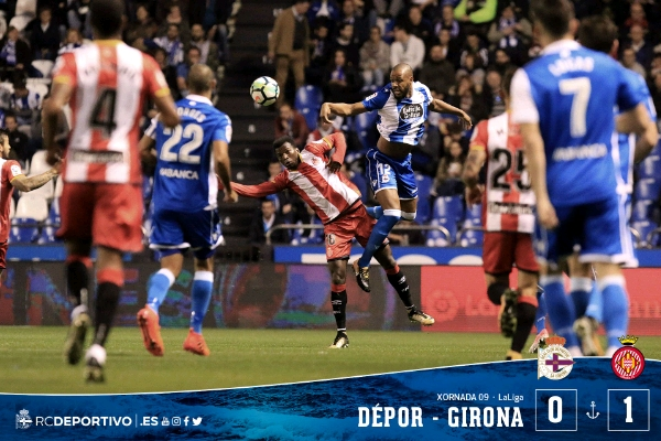 Kayode Helps Girona Past Deportivo As Uzoho Concedes Two