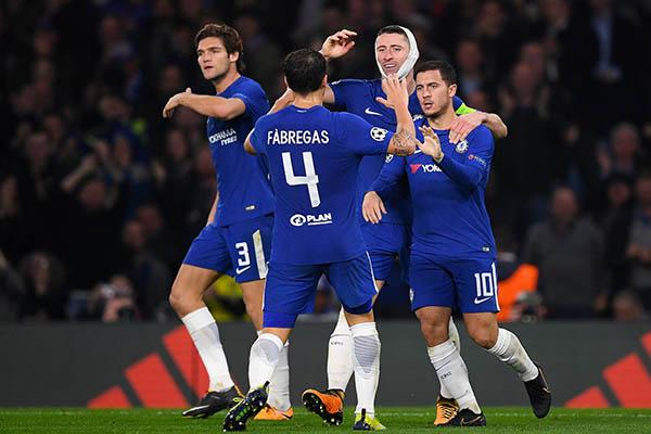 Hazard: Chelsea Should Have Beaten Roma