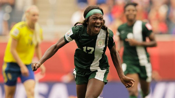 NFF Celebrates Falcons Star Ordega At 24
