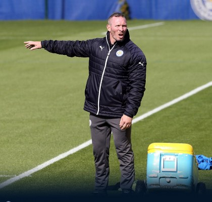 Leicester Caretaker Manager Appleton Targets Win Vs Swansea