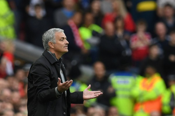 Mourinho: Man United Deserved Defeat Vs Huddersfield