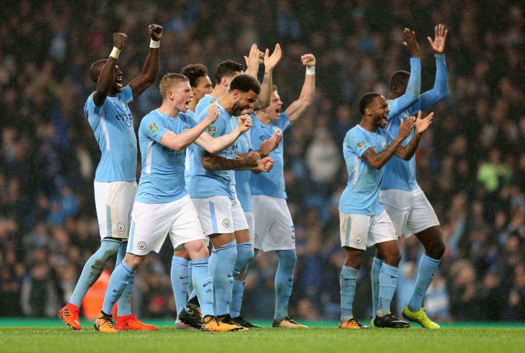 Carabao Cup: Man City Squeeze Past Wolves Into Q/Finals