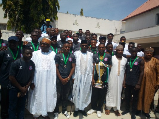 Governor Bello Splashes N10m, Coaster Bus On Niger Tornadoes, Captain Aliko Eager To Achieve More With Club