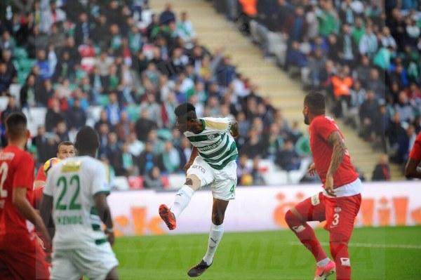 Mikel Agu Scores Again As Bursaspor Thrash Antalyaspor