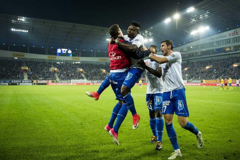 Roundup: Kalu Scores Brace As Gent Pip Beveren, Ogu On Target In Israel