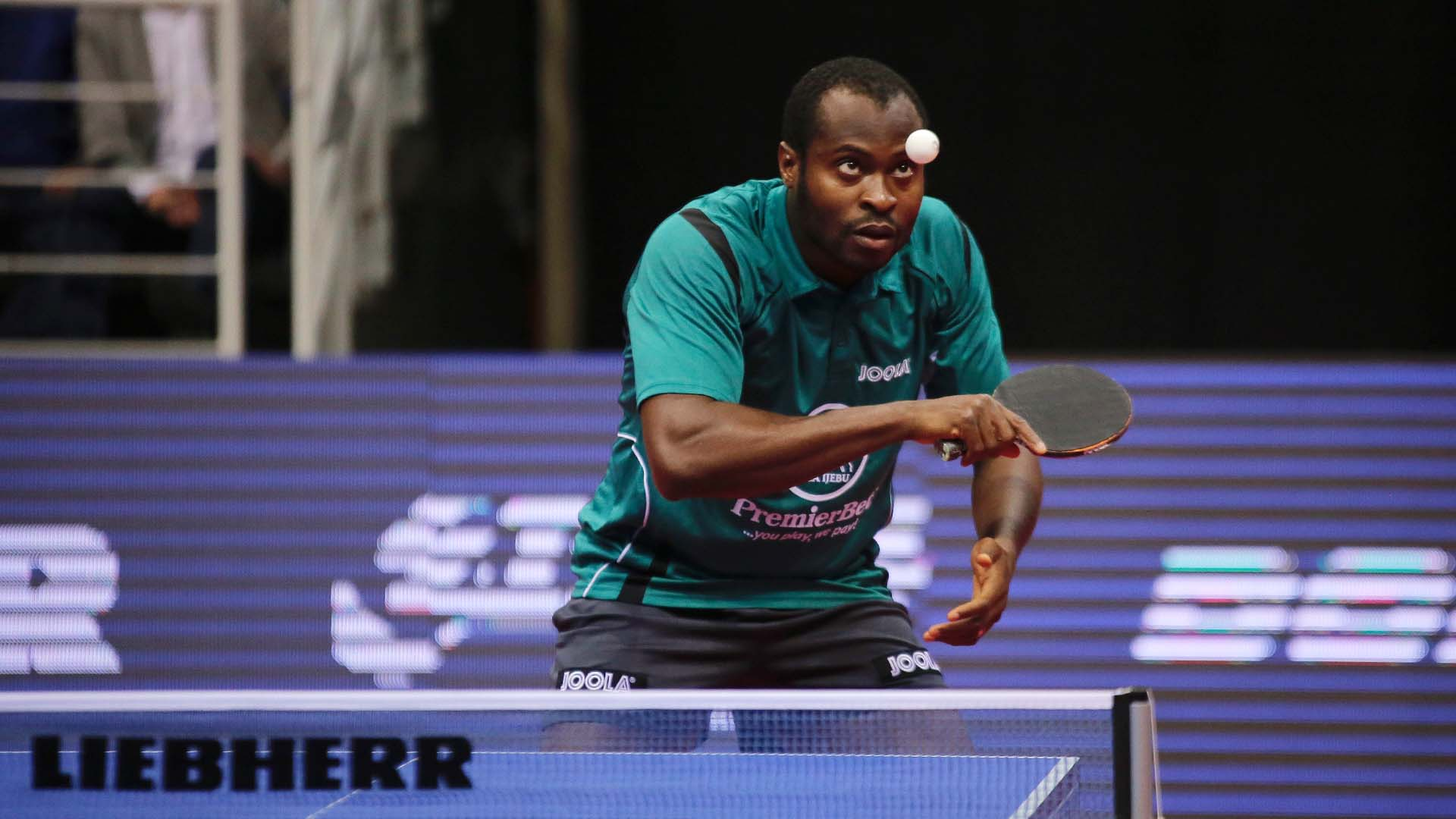 Aruna Quadri  Crashes Out Of ITTF World Cup