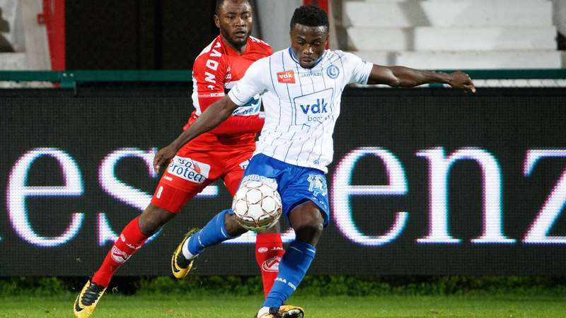 Simon, Esiti, Kalu For Gent Vs Schalke Winter Break Friendly In Spain