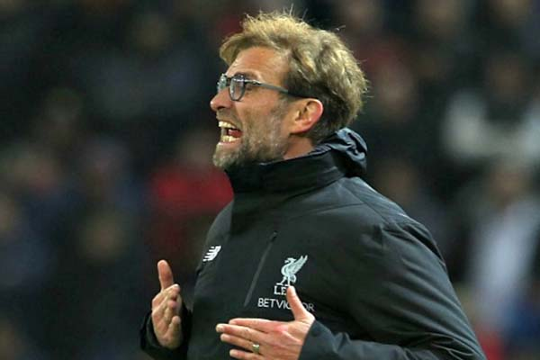 Klopp Blames Luck, Referee For Liverpool Draw Vs 'Defensive' Man United