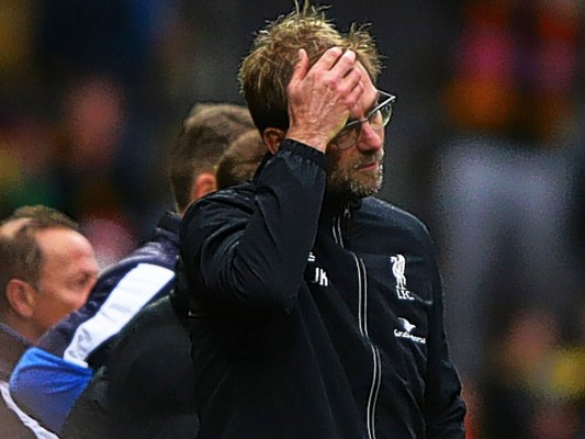Klopp Admits Liverpool Were Poor In Heavy Defeat To Spurs