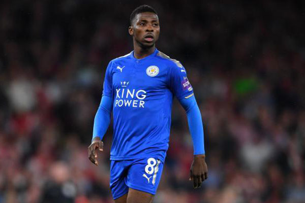 Puel demands Leicester striker Iheanacho 'improve aspects of his play'