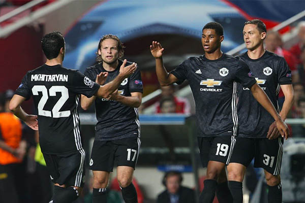 Mourinho: Man United Controlled Game Vs Benfica
